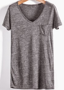 http://www.sheinside.com/Grey-V-Neck-Short-Sleeve-Pocket-Loose-T-Shirt-p-167342-cat-1738.html?utm_source=julietsthreads.blogspot.jp&utm_medium=blogger&url_from=julietsthreads.blogspot.jp