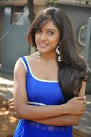 Actress Vithika Sheru Latest Pictures in Blue Salwar Kameez at Paddanandi Premalo Mari Movie First Look Launch  2.jpg