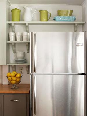 8 bước thực hiện cho việc vệ sinh tủ lạnh khoa học