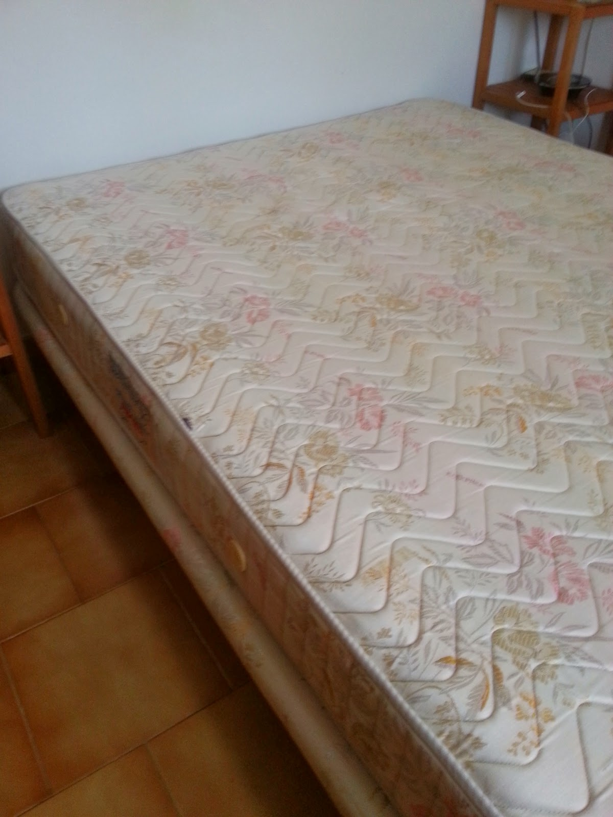 Digame For Sale Double Bed With Mattress