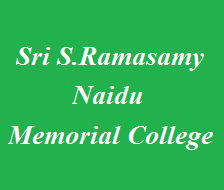 Wanted Faculty at Sri S.Ramasamy Naidu Memorial College