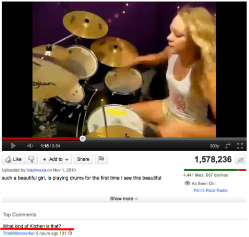 funny comments on youtube, hilarious youtube comments, stupid comments on youtube, funny pictures, bizarre comments on youtube