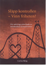 """Bok: """"Släpp kontrollen - Vinn friheten: För anhöriga påverkade av missbrukets konsekvenser"""""""