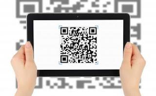 OpO ~ Cara Memindai Kode QR Menggunakan Smartphone Android