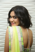 Adah sharma glam pics in saree-thumbnail-18