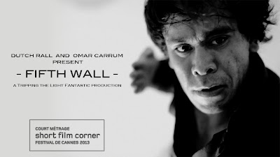 Dutch Rall Omar Carrum Fifth Wall Cannes Film Festival 2013 dance film experimental