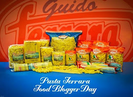 """Pasta Ferrara Food Blogger Day"""