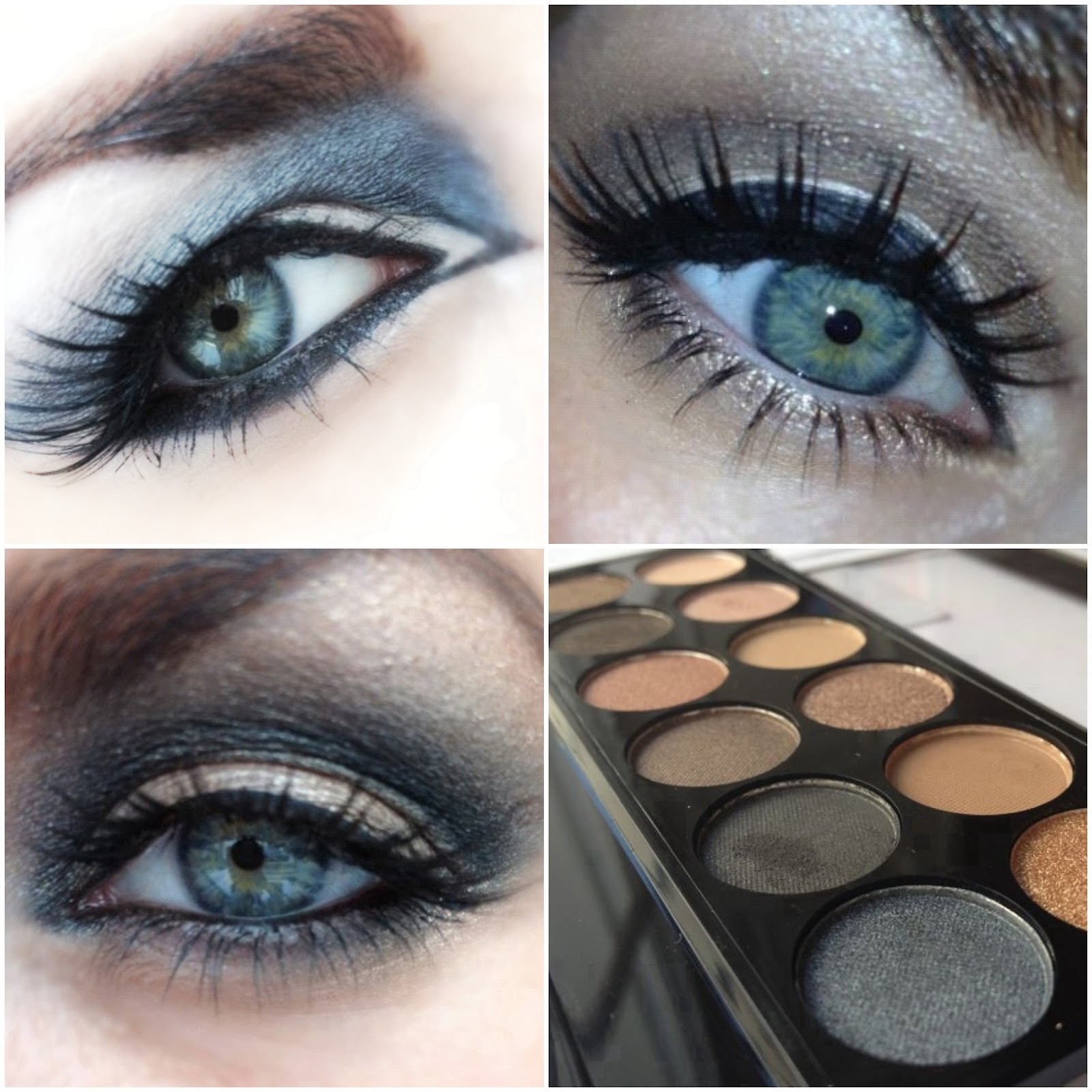 mua cosmetics create dramatic eye makeup with undressed