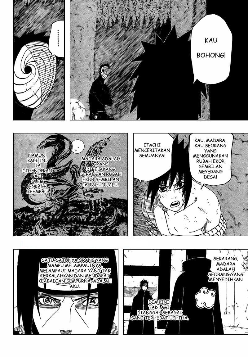 """Komik Naruto Episode : 401 """"Ilusi"""""""