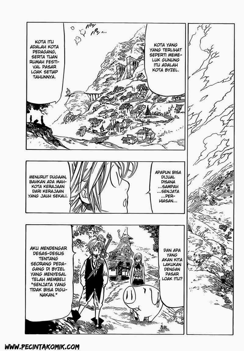 Nanatsu No Taizai Chapter 30-9