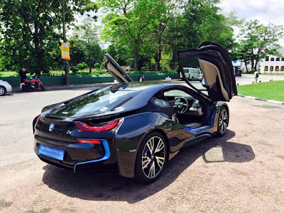 BMW i8 Sri Lanka