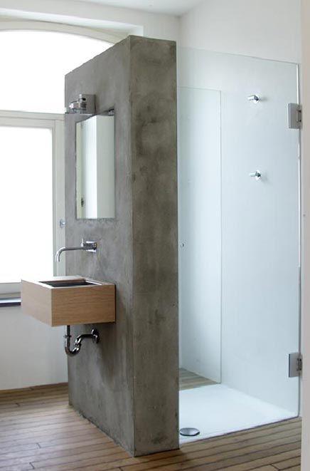 badkamer dubbele douche: glazen douchedeuren & wanden van, Badkamer