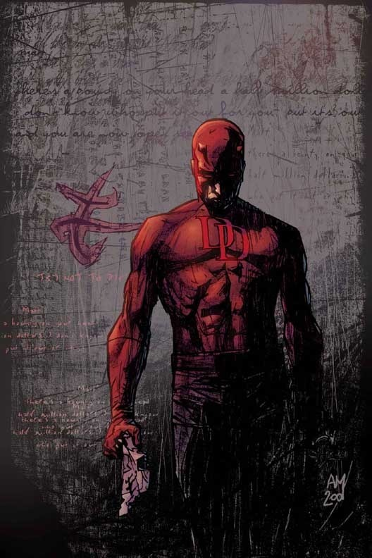 Alex Maleev Daredevil