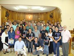 MISSA DIOCESANA PARÓQUIA NOSSA SENHORA DO ROSÁRIO DE POMPÉIA (Castelinho)