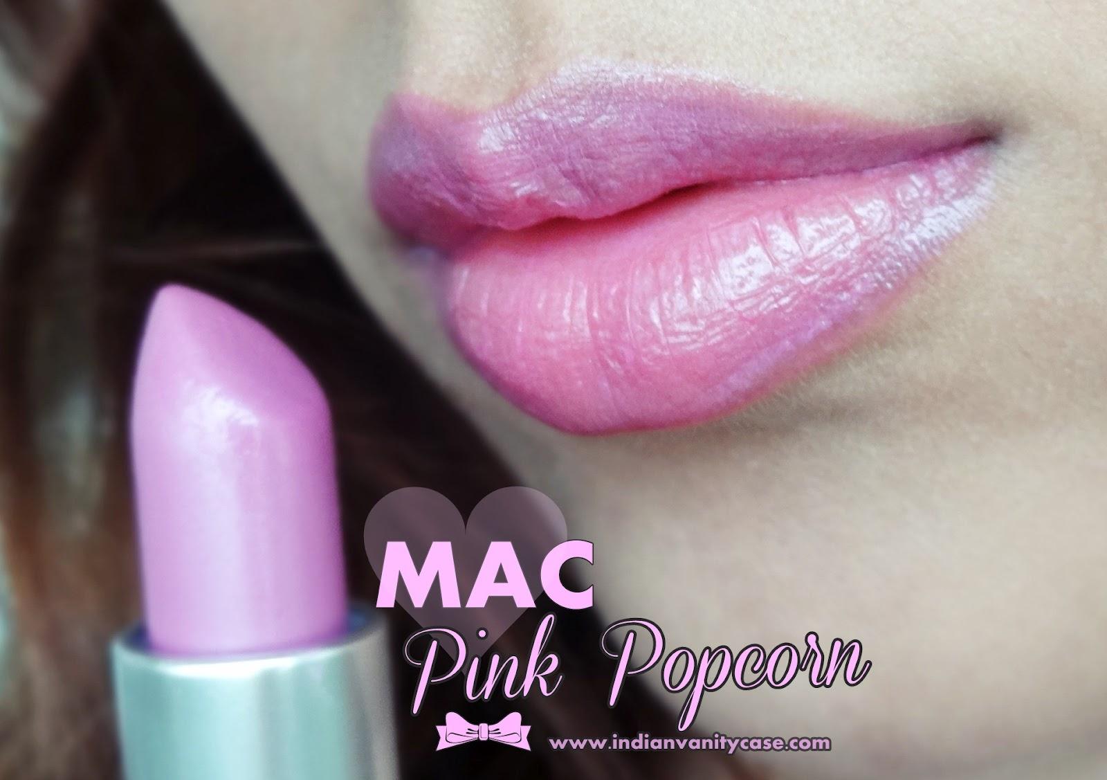 mac pink popcorn -#main