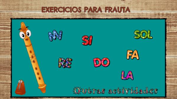 EXERCICIOS PARA FRAUTA