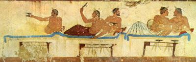 Tumba del zambullidor en Paestum