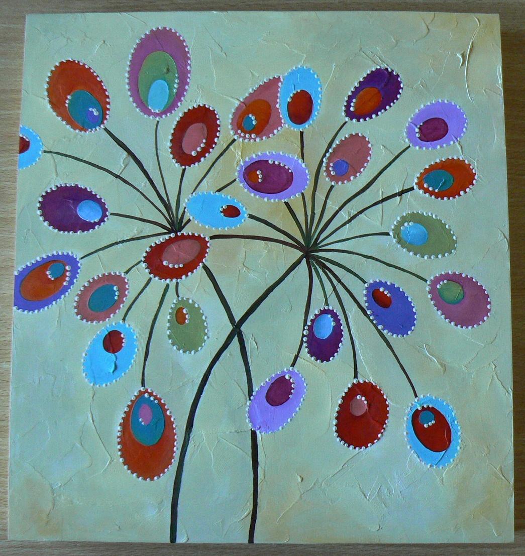 Cuadros flores modernos mercadolibre picture car - Cuadro decorativos modernos ...