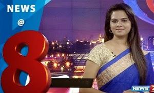 Tamil News @ 8 pm 22.05.2015