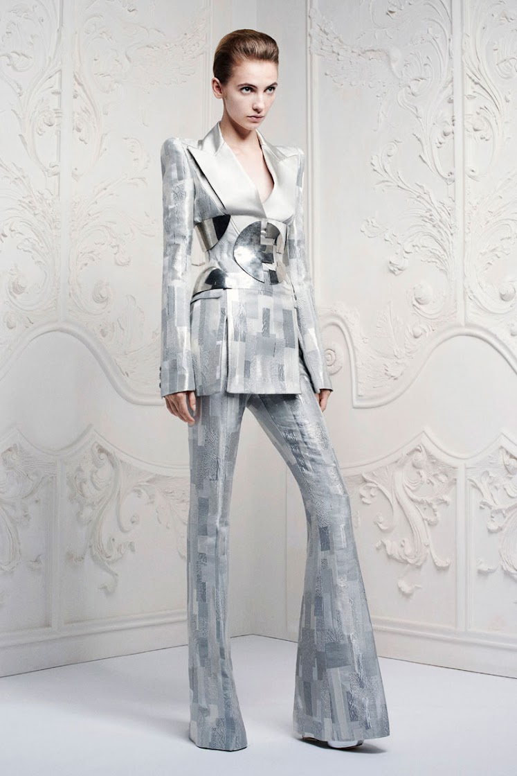Alexander Mcqueen Pre-spring/Summer 2013 Women's Collection