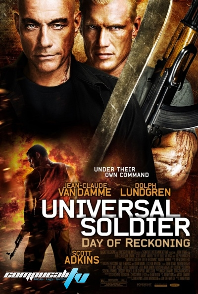 Universal Soldier Day of Reckoning DVDRip Latino 2012