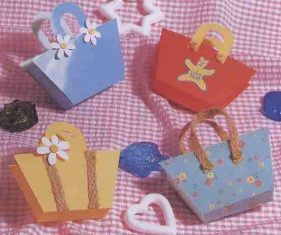 вязаные маленькие сумки крючком