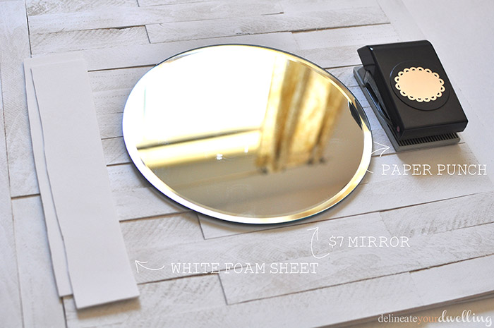 Decorative Mirror, Delineate Your Dwelling
