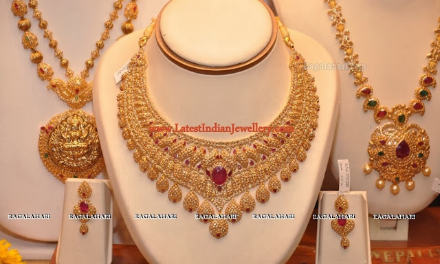Uncut Diamond Bridal Jewellery