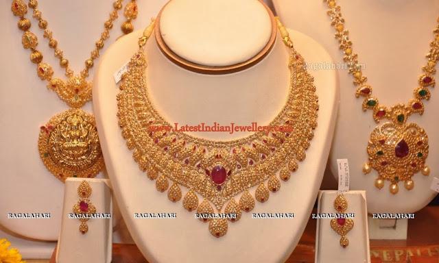 Uncut Diamond Bridal Jewellery