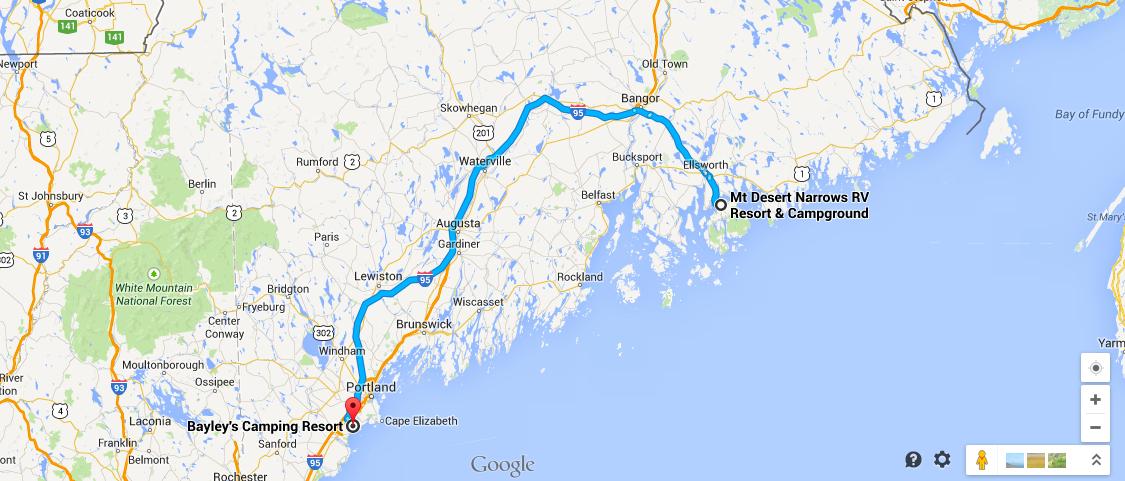David Sipher S World Canada Maine 2014 Bar Harbor To Scarborough