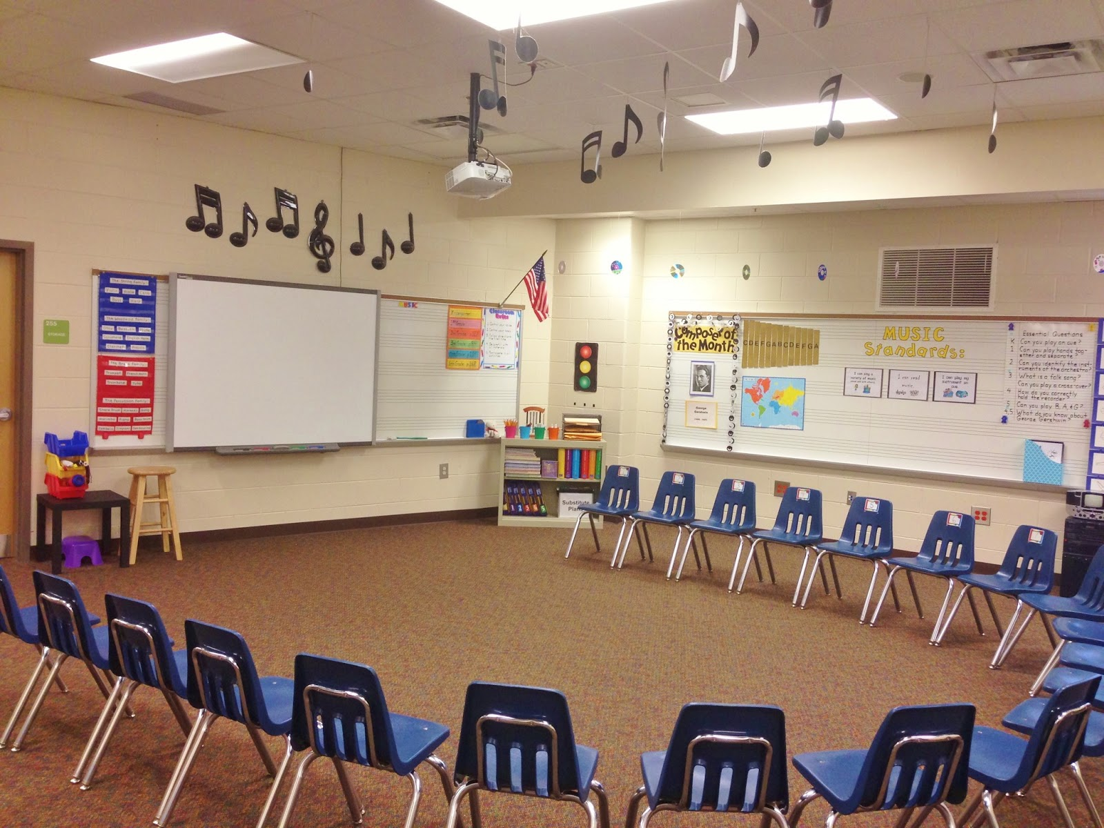 music in the classroom Blogger gaetan pappalardo shares tips for integrating music in the elementary classroom.