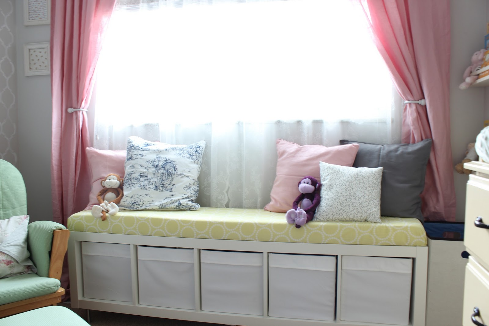 Diy Bedroom Bench Seat