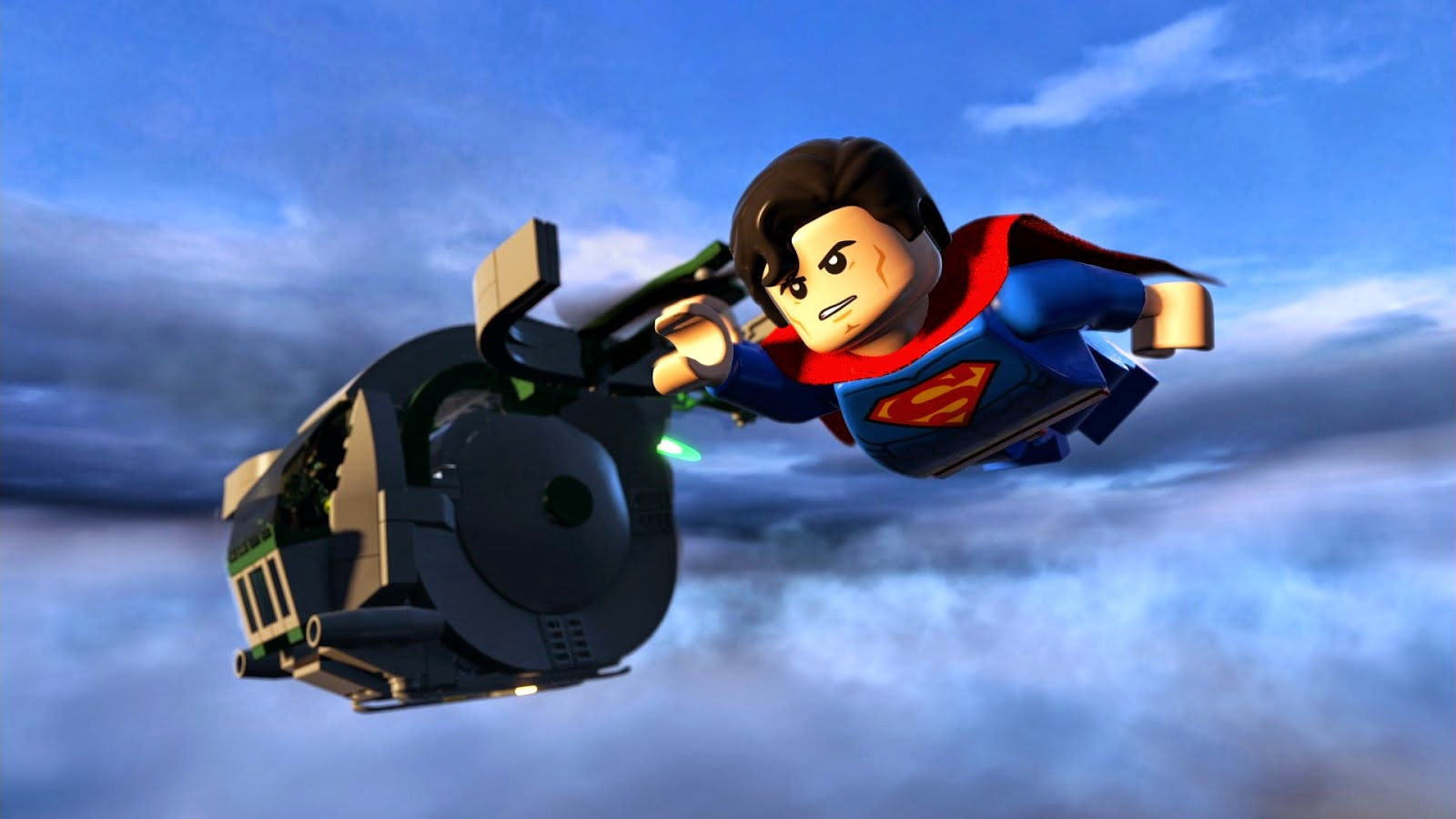 Lego Superman Wallpaper Imgstar