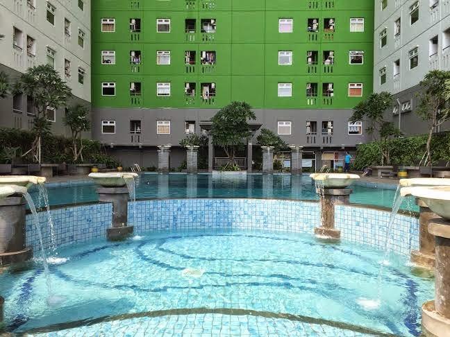 Sewa Apartemen The Green Pramuka Jakarta Pusat