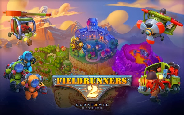 Fieldrunners 2 PC Full