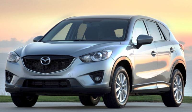 New Mazda CX-5 2.5L. Majalah Otomotif Online