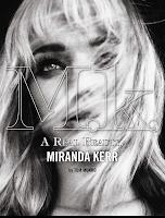 Miranda Kerr goes blond for Vogue Italia October 2012 Issue