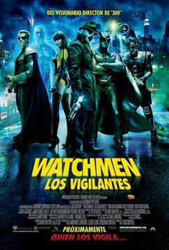 Los Vigilantes – DVDRIP LATINO
