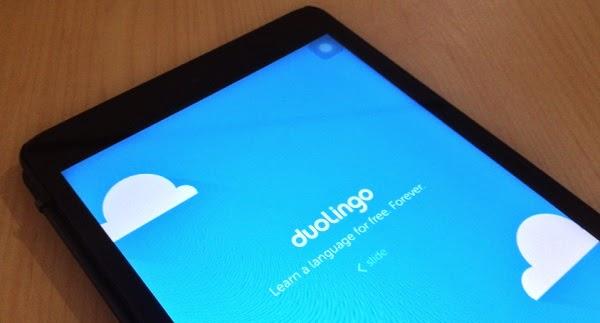 Pintar Berbahasa Asing dengan Aplikasi Duolingo