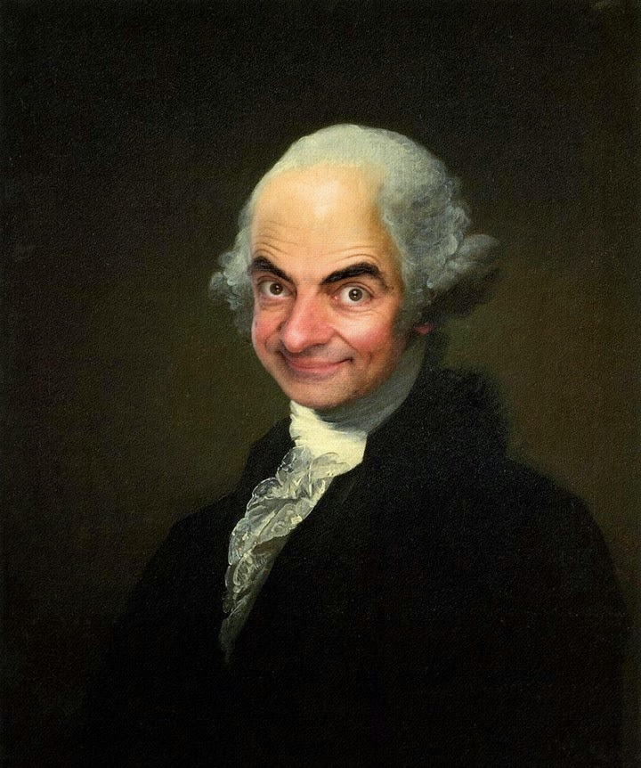 Mr. Bean Seen On www.coolpicturegallery.us