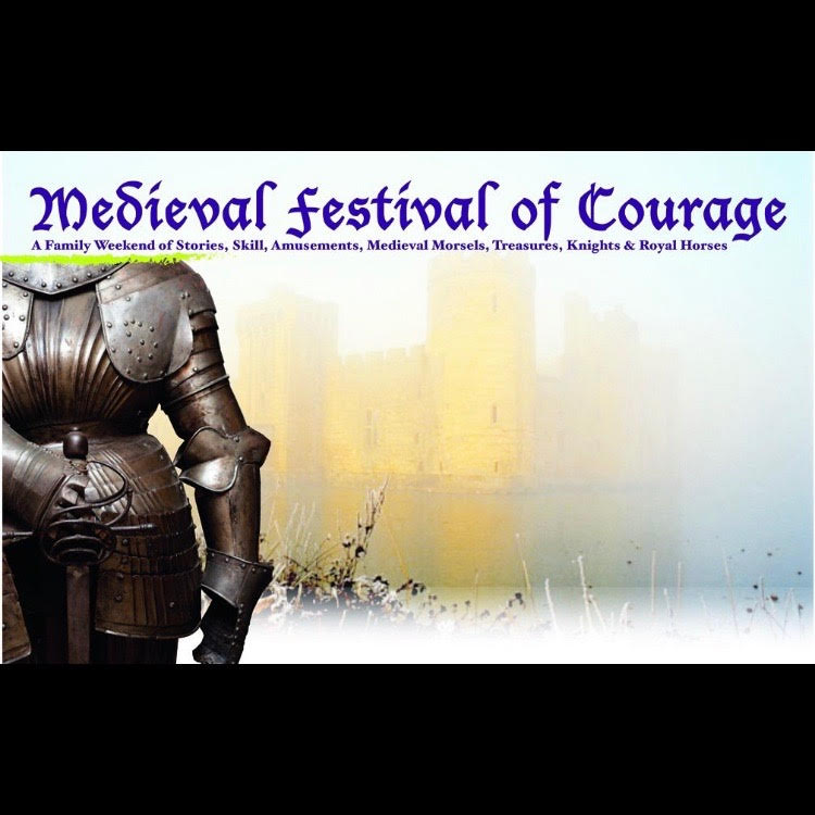 Medieval Festival of Courage, Oct. 5 and 6