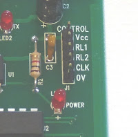 Dual Remote Relay 433MHz transmitter