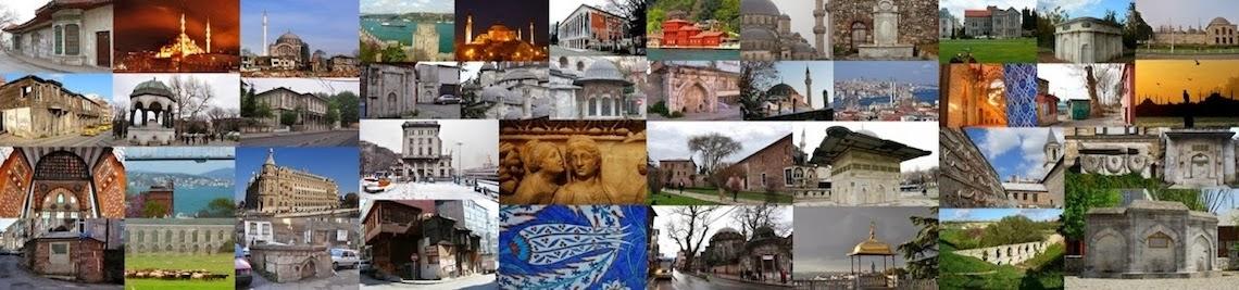 Istanbul Tarihi Eserler Haritası