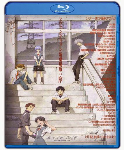 Evangelion 1.11 No Estas Solo 1080p HD Latino