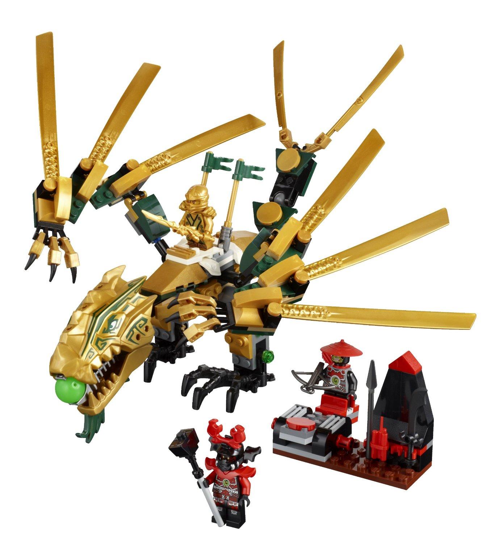 Lego ninjago the golden dragon 70503 review march 2013 - Dragon ninjago lego ...
