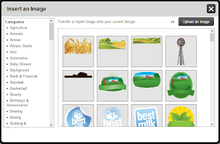 Clip Art Categories