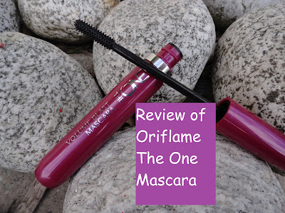 REVIEW: Oriflame The One Volume Blast Mascara image