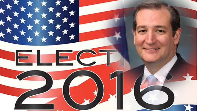 Ted Cruz For President. Show Your Support Below.