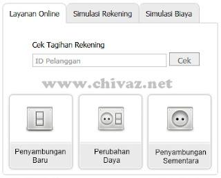 Cara Cek Tagihan Listrik Secara Online