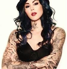 kat von d, miami ink, la ink, tv show, famous, celebrity, tattoos, tatuajes, tatto, tatuaje, high voltage tattoo, los angeles, miami, expensive tattoos